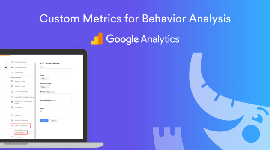 Google Analytics Custom Metrics for eCommerce Insights
