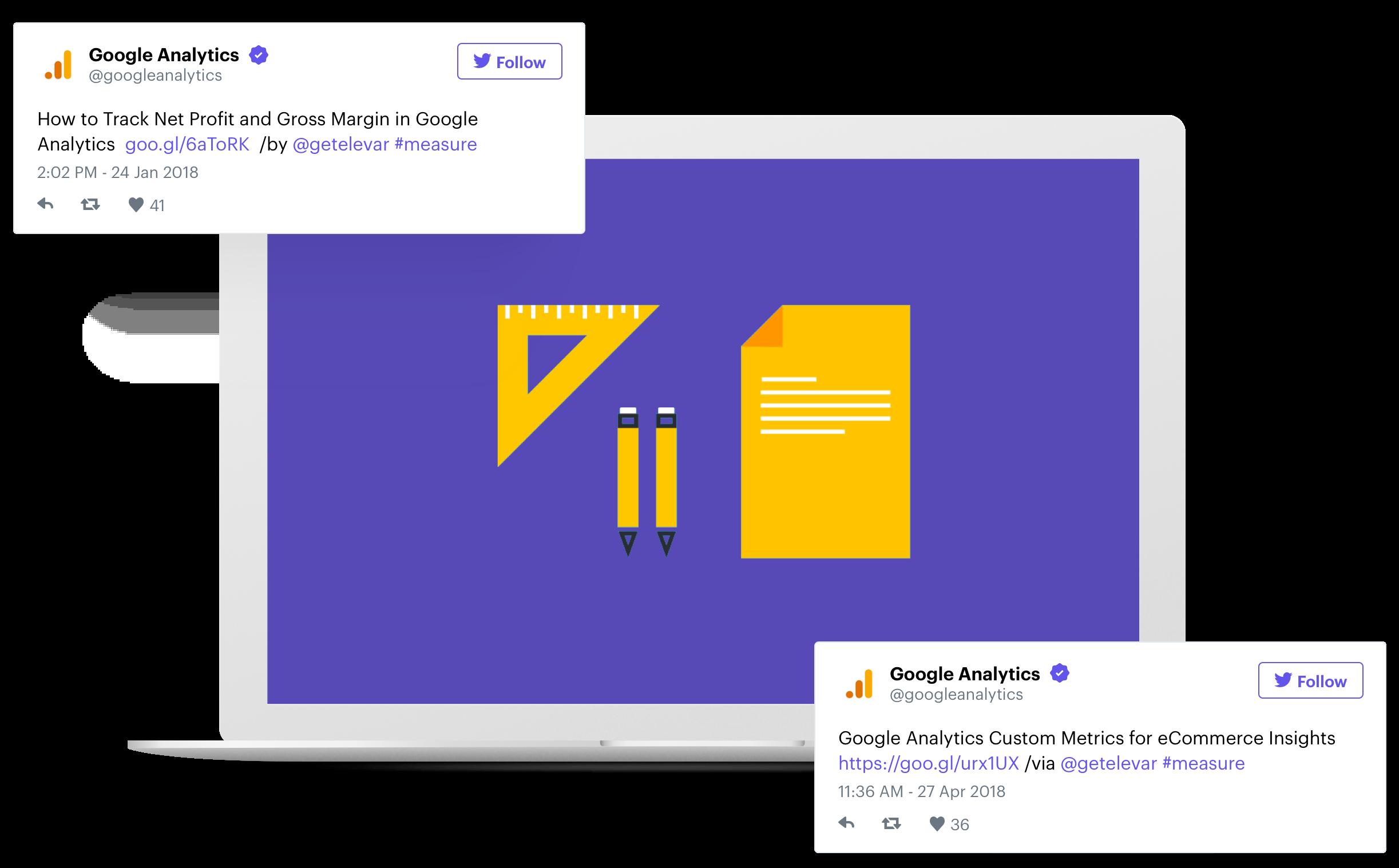 Google-Analytics-Tweets