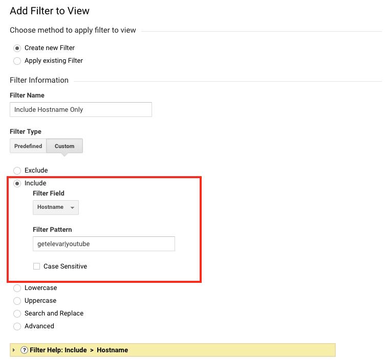 include-hostname-custom-filter