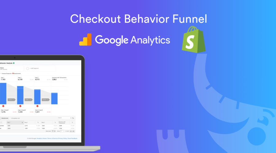 How to Setup Google Analytics Checkout Behavior Funnel on Shopify