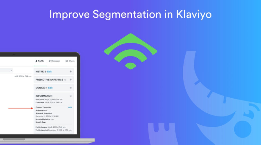 Improve Klaviyo Personalization with Custom Events from GTM