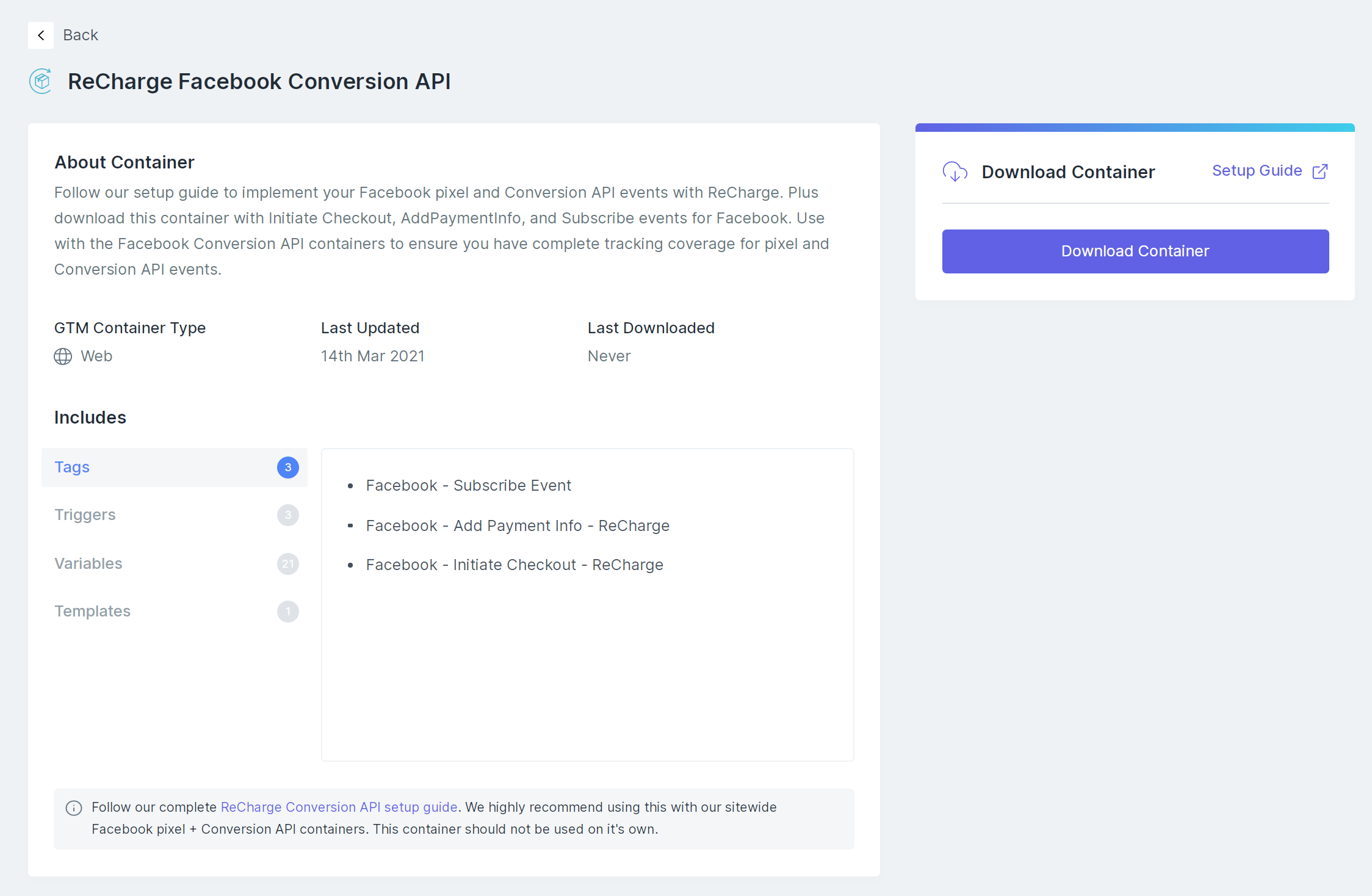 recharge-facebook-conversion-api-elevar